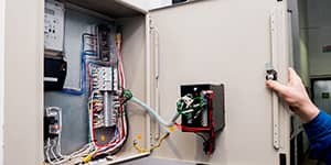 pump electrical service